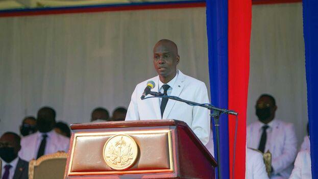 El presidente de Haití, Jovenel Moïse, asesinado este miércoles. (EFE/Jean Marc Herve Abelard)