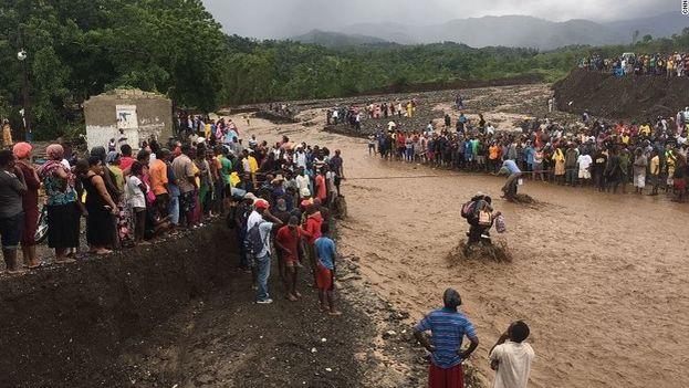 Haití tras el paso de Matthew. (Usaid)