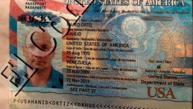 Dahud Hanid Ortiz fue detenido en Venezuela y será juzgado en España. (El Confidencial)
