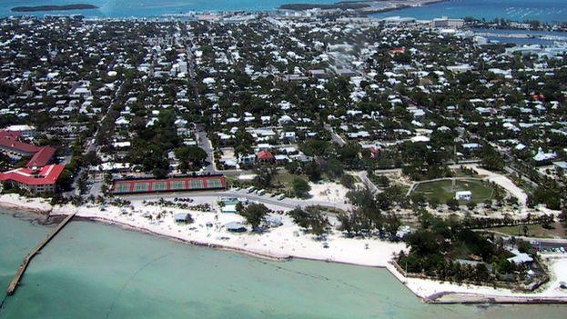 Harlem Suárez está acusado de querer colocar una bomba en una playa de Cayo Hueso. (CC)