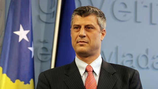 Hashim Thaçi, presidente de Kosovo. (CC)