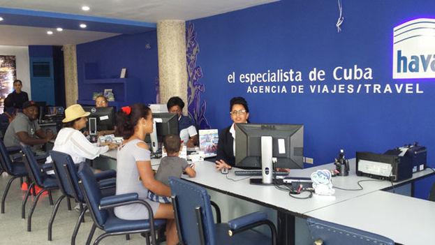 Havanatur ya vende boletos de Delta desde 2017 y amplía ahora con la comercialización de American Airlines, la más fuerte en Cuba. (CubaTV)