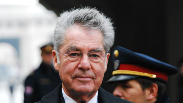 Heinz Fischer, presidente de Austria. (CC)