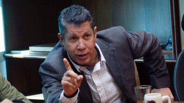 """Henri Falcon advirtió a Maduro de que va a ganar las elecciones pese a sus """"trampas"""". (@HenriFalconLara)"""
