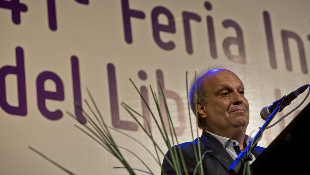 Hernán Lombardi en la Feria Internacional del Libro de Buenos Aires 2015. (CC/Flickr)