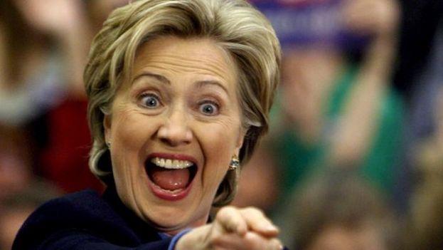 Hillary La ex secretaria de Estado Hillary Clinton se impuso hoy en las primarias demócratas de Carolina del Sur. (EFE)