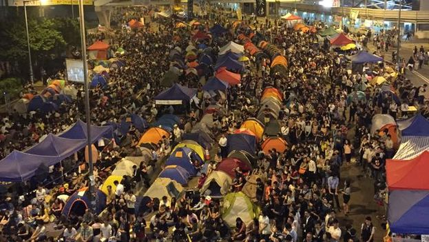 Hong Kong Calles