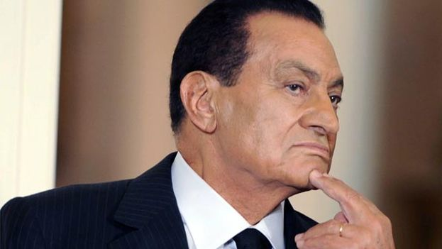 Hosni Mubarak (Middle East Monitor)