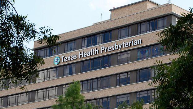 Hospital Presbiteriano de Dallas en el que se produjo el primer contagio de ébola en EE UU