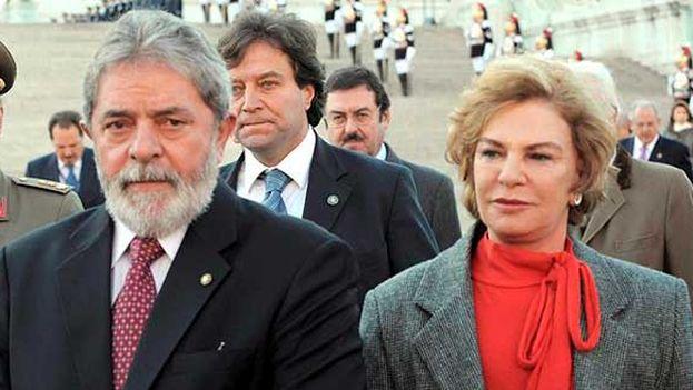 Hospital confirma oficialmente la muerte de la esposa de Lula. (EFE)