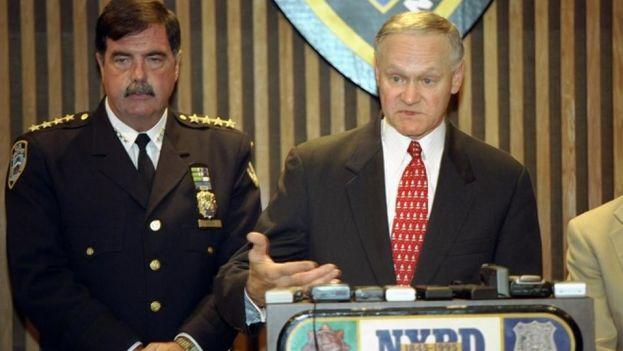 Howard Safir fue jefe de policía de Nueva York hasta el año 2000. (CC)