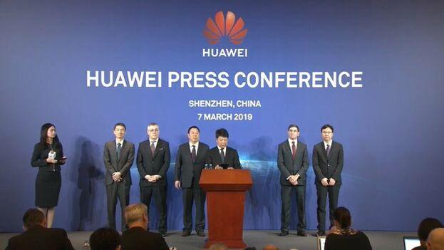 Huawei expresó que EE UU no ha podido demostrar ninguna de las acusaciones que lanza sobre la compañía.