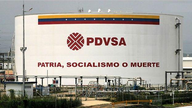 Durante los gobiernos de Hugo Chávez (1999-2013) y del actual presidente, Nicolás Maduro, el Estado venezolano pasó de tener 74 empresas a ser dueño de 526. (PDVSA)