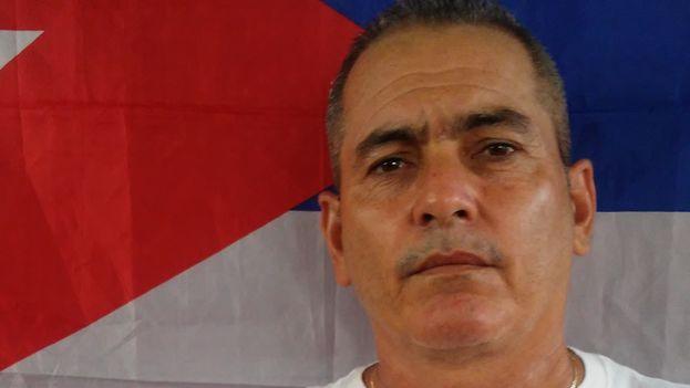 """El activista Hugo Damián Prieto Blanco fue procesado por el delito de """"peligrosidad predelictiva. (Cortesía)"""