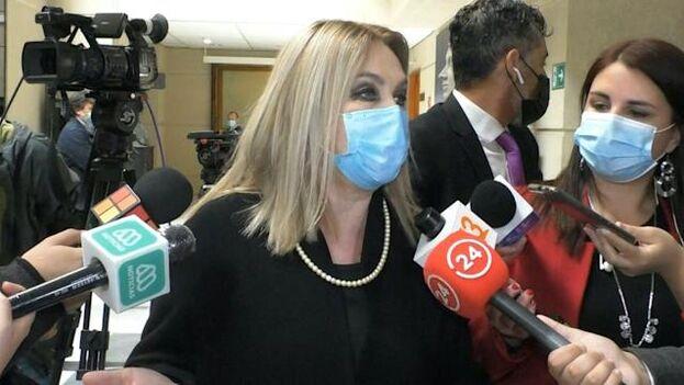 Siendo parte del Partido Humanista, fue elegida diputada en el Distrito 12 de Santiago de Chile. (Flickr/Mediabanco Agencia, CC BY-SA)