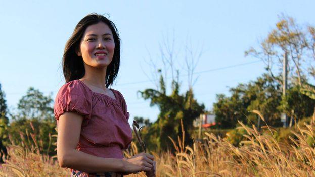 Huynh Thuc Vy fue detenida este jueves  en su domicilio ubicado en la localidad de Buon Ho, situada a unos 287 kilómetros al noreste de Ho Chi Minh. (Youtube)