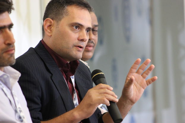Ignacio González, director de 'En Caliente Prensa Libre', habla sobre las dificultades de hacer periodismo independiente en Cuba. (14ymedio)