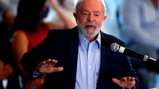 En la imagen, el expresidente brasileño, Luiz Inácio Lula da Silva. (EFE/ Fernando Bizerra Jr./Archivo)