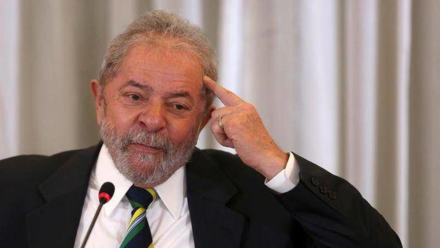 Luiz Inácio Lula da Silva, expresidente de Brasil. (EFE Archivo)