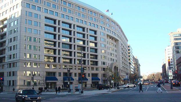 La sede del Banco Interamericano de Desarrollo (BID) en Washington DC. (EFE)