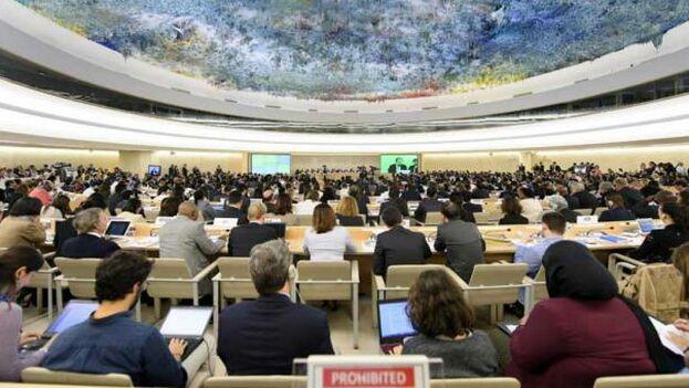 Para el Servicio Internacional para los Derechos Humanos, Venezuelano cumple con los requisitos para ser parte del organismo de la ONU. (EFE)