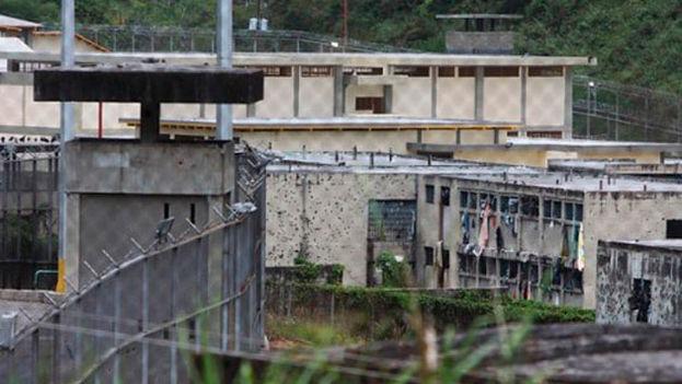 El Internado Judicial Rodeo II de Caracas. (Noticias24)