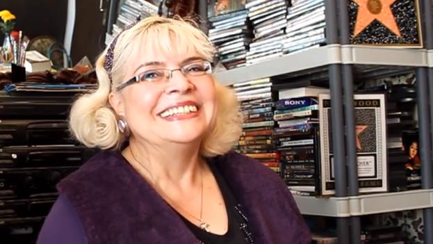 Irina Nistor, dobladora de todos los personajes de películas occidentales que llegaban a Rumanía en tiempos de Ceausescu. (CC)