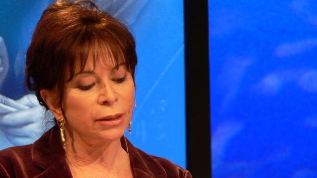Isabel Allende, escritora chilena (CC)