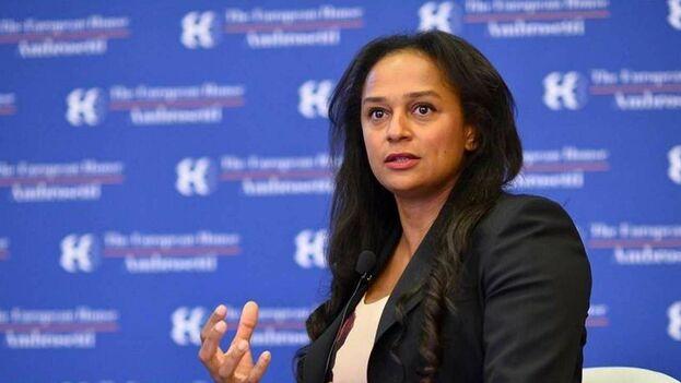 Isabel Dos Santos no ha vuelto a pisar Angola desde que en marzo de 2018 la Fiscalía General del Estado la urgiera a personarse por supuestas irregularidades millonarias. (EFE)