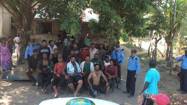 En lo que va de año, los nacionales de la Isla llegados a Honduras en su camino hacia EE UU suman más de un centenar. (La Prensa)