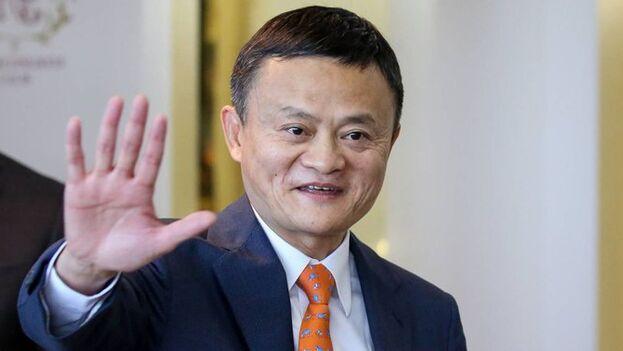 """Jack Ma no aparecía en público desde finales de octubre de 2020 y la prensa internacional había hecho conjeturas sobre su paradero, llegando a emplear el término """"desaparecido"""". (EFE/ aRCHIVO)"""