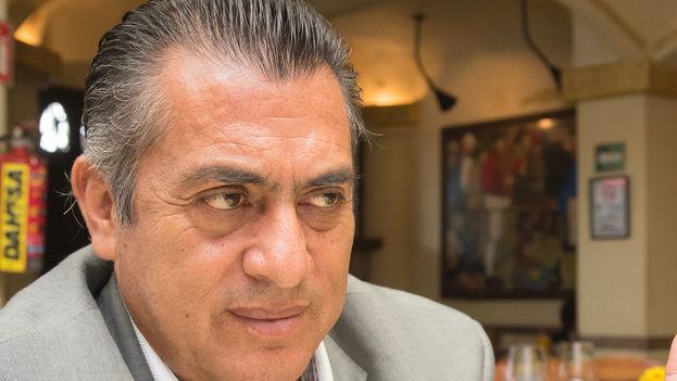 Jaime Rodríguez 'El Bronco', gobernador de Nuevo León, es el candidato independiente que más apoyos ha recibido hasta la fecha. (Eneas/Flickr)