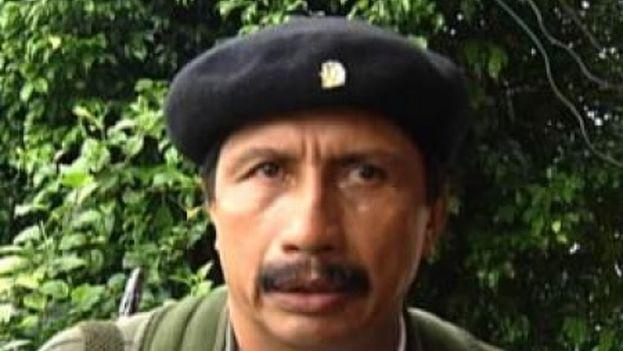 Jairo Martínez murió tras el bombardeo del pasado 21 de mayo