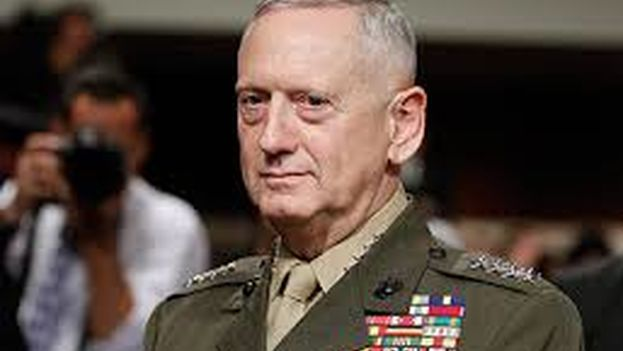 James Mattis será el nuevo secretario de Defensa con Donald Trump.
