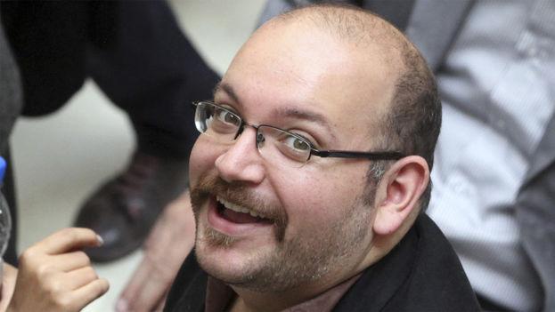 Jason Rezaian, periodista de 'The Washington Post'