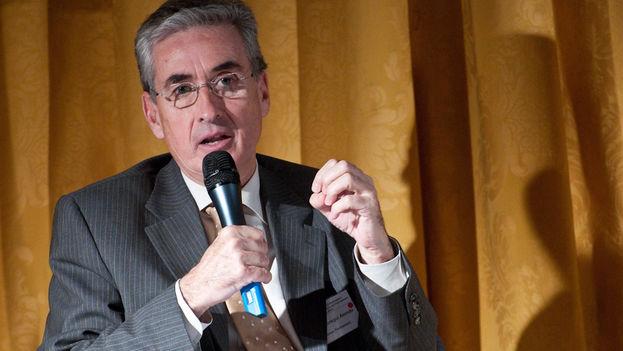 Ramón Jáuregui, presidente de la delegación EuroLat del Parlamento Europeo. (Google)