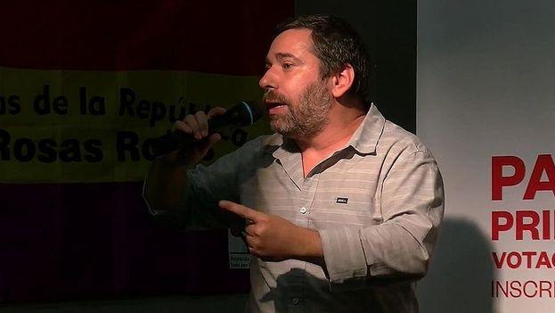 Javier Couso, eurodiputado español por Izquierda Unida. (CC)