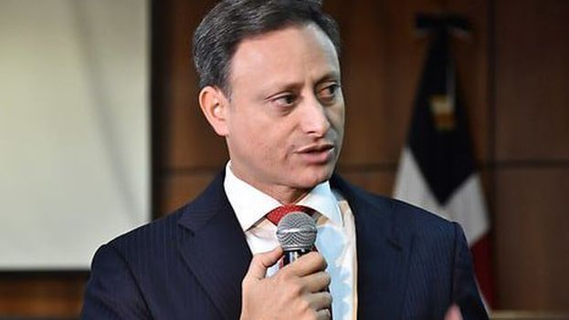 Jean Alain Rodríguez, el procurador general de República Dominicana, anunció la acusación este jueves. (acento.com.do)