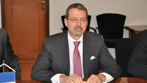 Jean-Marie Bruno, embajador de Francia en Cuba. (mhsr.sk)
