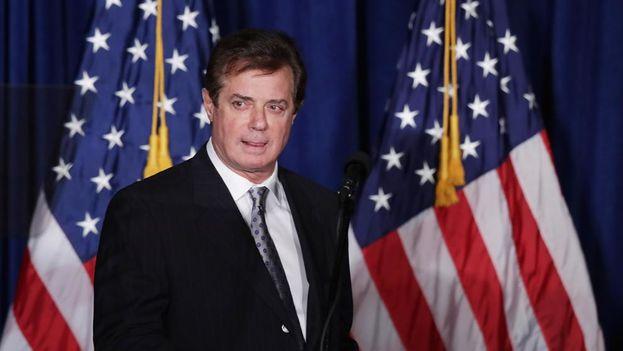 Jefe de campaña de Trump, Paul Manafort. (EFE)