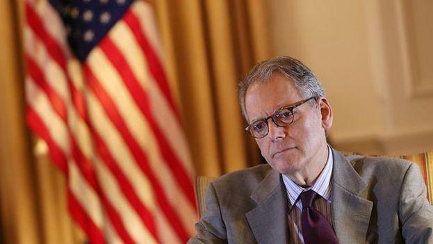 Jeffrey DeLaurentis, actual jefe de la embajada norteamericana en La Habana. (EFE)