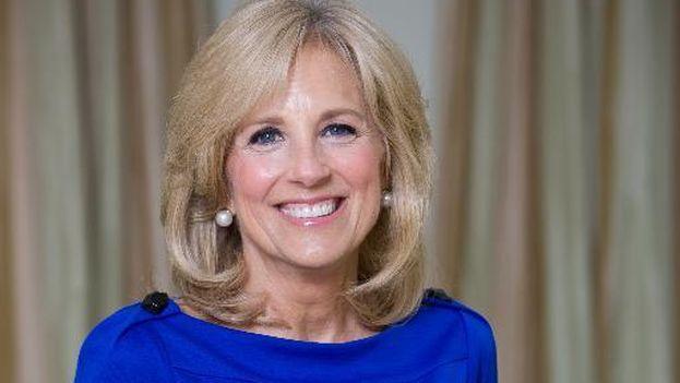 Jill Biden es doctora en pedagogía y profesora universitaria de Inglés desde hace más de tres décadas. (@DrBiden)