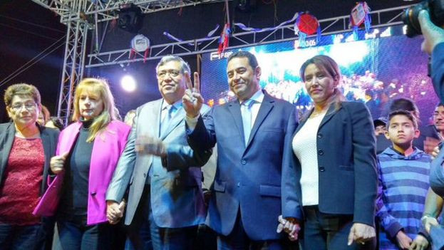 Jimmy Morales se ha convertido no solo en ganador de las elecciones sino en candidato más votado de la historia del país. (@jimmymoralesgt)