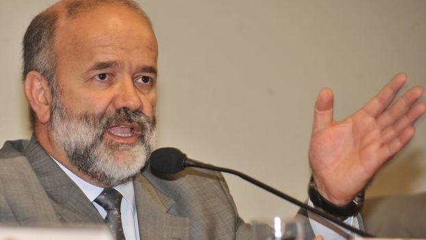 João Vaccari Neto, tesorero del Partido de los Trabajadores brasileño. (CC)