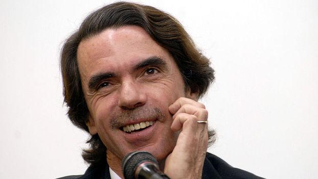 José María Aznar en un encuentro en latinoamérica en 2009. (CC)