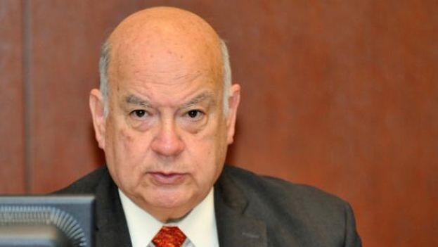José Miguel Insulza, secretario general de la OEA (CC)