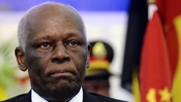 """José Eduardo Dos Santos, considerado """"el presidente eterno"""" de Angola. (EFE)"""