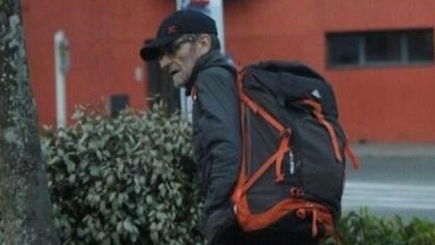 Josu Ternera en la última imagen antes de ser detenido en Francia. (DR)