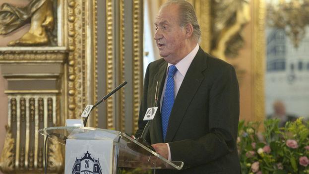 El rey Juan Carlos de Borbón. (Casa de América/CC)