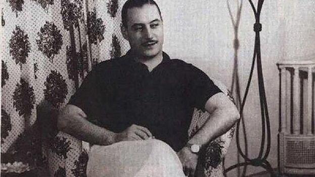 Juan Duarte, hermano de Evita Perón. (Archivo)